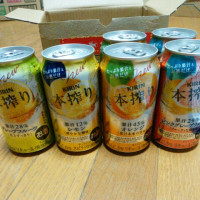 キリン 本搾り6缶セット