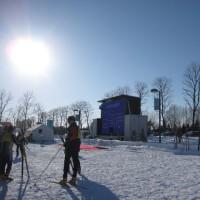 スキーマラソン…私の場合歩くスキー