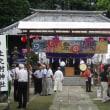 日記(7.27)上之村神社 例大祭