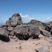 平日の静かな山を楽しむはずが… 横岳 vol. 2