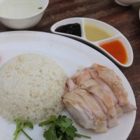 シンガポールご飯のランチ