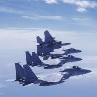 東シナ海 中国機に対し自衛隊機フレア作動