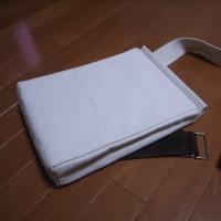 手作りのカバン(夏休みの自由研究)