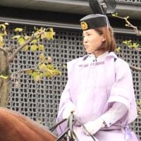 京都の時代祭は美女パレード