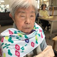 93才の介護ダイアリー、退院後の彼女の健康な食欲と嚥下力に感銘した、アリガトウ!