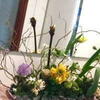 アリワーク、アトリエの花