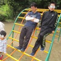 外で遊ぶ子どもは元気に育つ!