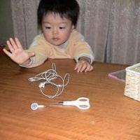 Ipodのイヤホンが・・・
