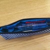帯地のスリムペンケース / Slim pen case 新色入荷♪