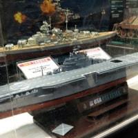 イタレリからは、空母と戦艦!