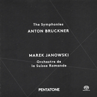M.ヤノフスキ+スイスロマンド管=ブルックナー・交響曲全集