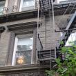 ニューヨークの街角