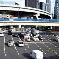 飯田橋の五差路
