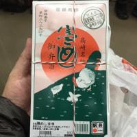 青春18きっぷで日帰り新潟(高崎で駅弁‥が食べられない!)