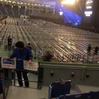 Paul  McCartney  4月27日東京ドーム行って来ました