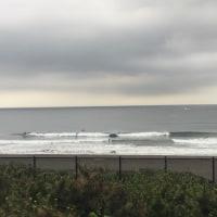 今日の波はどうかな。6月9日