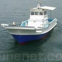 小岩造船所 実幅3.00mシャフト船セミキール(船ネット)