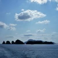 慶良間諸島でした