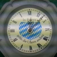 床屋✂💈さんの掛け時計  その2