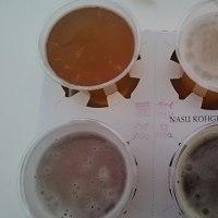 ビール祭最終日