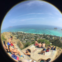 The Pillbox Trait (Hawaii,Kailua)