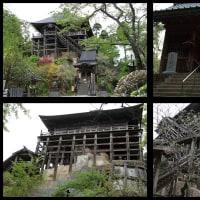日本唯一の「四方懸造」の建築物