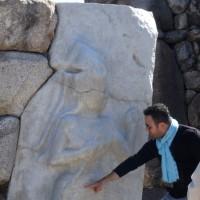 トルコ旅行 14 ヒッタイト帝国の都ハットゥシャ-6