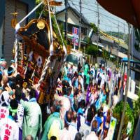 『国府祭』 総社神輿