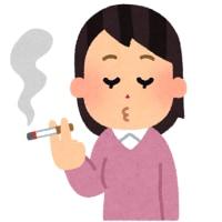 日本と中国の喫煙率について