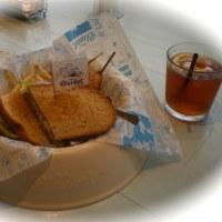 サンドイッチ@Cafe Blanket