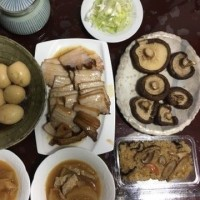 本日のダンナご飯〜〜