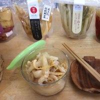 秋田美人ピクルス 「ひろっこ」ご試食どうぞ!
