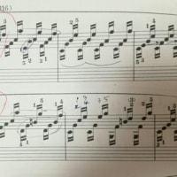 なぜかツェルニー30番の楽譜をもらった
