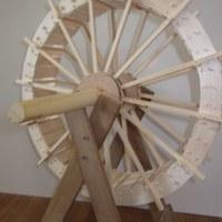 水車模型製作(6)