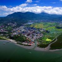 天空からの招待状 看見台湾