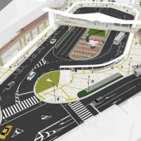JR吹田駅前の開発