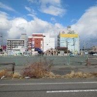 広島県福山市松浜町1丁目9・山下産業による解体工事