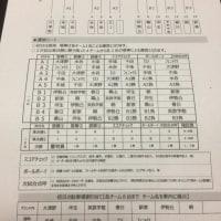 第14回中国ろうきん杯学童軟式野球選手権大会福山予選