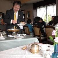 京都のレストラン「菊水」