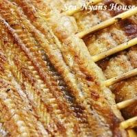 日本橋 鰻(うなぎ) いづもやのお弁当と切り身
