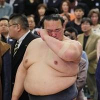 「耐え抜いて男泣き=稀勢の里、奇跡の逆転優勝-大相撲春場所」とのニュースっす。