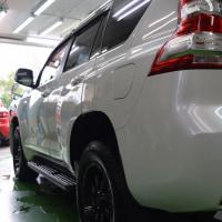 トヨタ・ランドクルーザープラド ライトメンテナンス