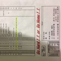 11月23日(水) 1部練