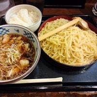 川崎・らーめん 萬◯屋 で 肉つけ麺