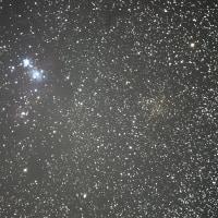 冬から春の星雲星団