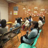 ひな祭り集会(3月3日)