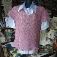 2016年12月も長野の金子屋本店では母が40年間研究した秘伝のカスパリー編みの応用を教えております