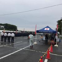町田市消防団第39回消防操法大会