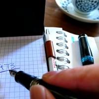 万年筆はやめられない