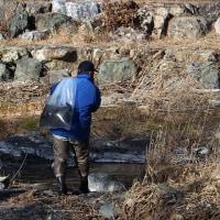 神流川オフシーズンニジマス釣り場 ハコスチ追加放流 上野村漁協